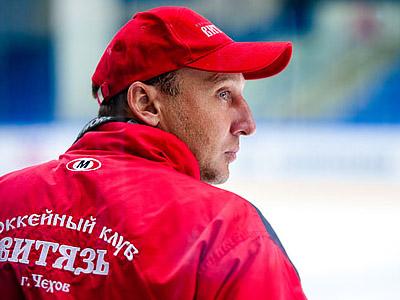 Алексей Ярушкин - о подготовке «Русских витязей» к сезону