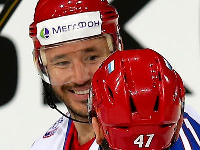 Сергей Соин и Илья Ковальчук - о групповом турнире