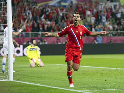 Роман Широков – о матче Россия - Чехия