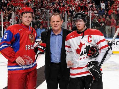 Классика жанра. Финал. Россия – Канада