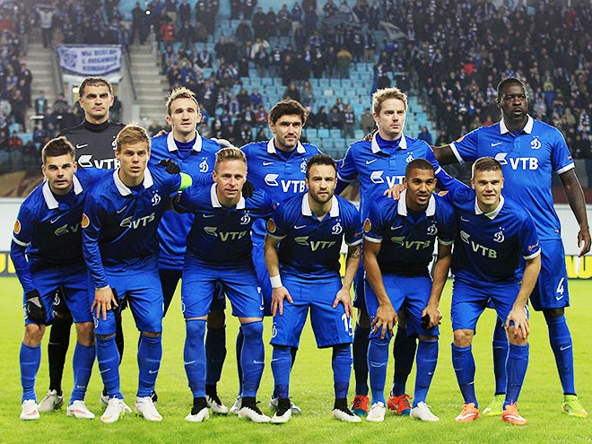 Игроки ФК «Динамо»