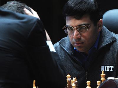 Вишванатан Ананд сохранил звание чемпиона мира по шахматам