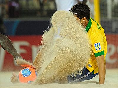 10 ярких мгновений чемпионата мира