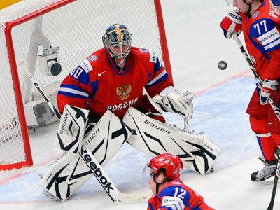 Константин Барулин сыграл первый матч на ноль на чемпионатах мира