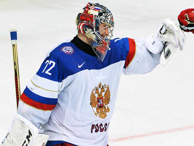 Сборная Россия обыграла Швецию и вышла в финал