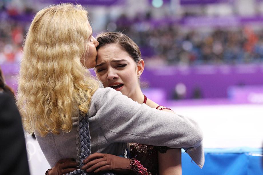 Фигурное катание, чемпионат мира: Тутберидзе рассказала о Медведевой