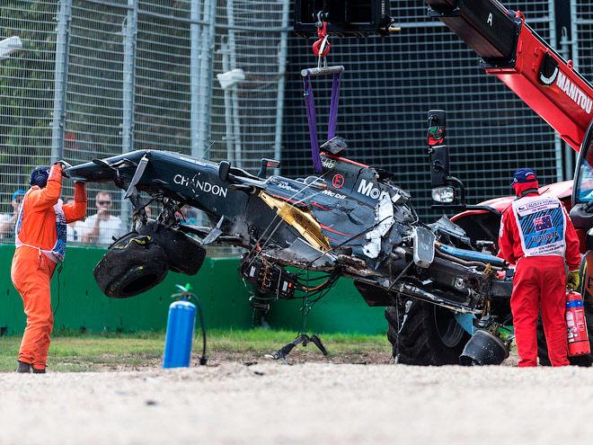 Гран-при Австралии Формулы-1