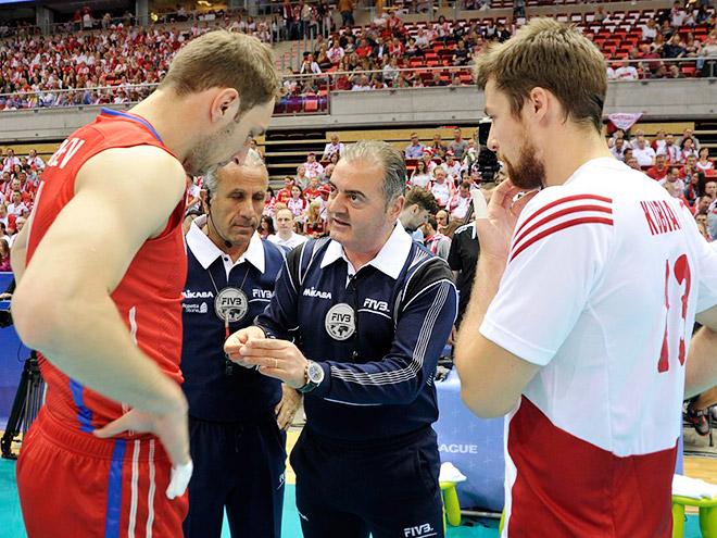Волейбол. О капитанах сборной России разных лет