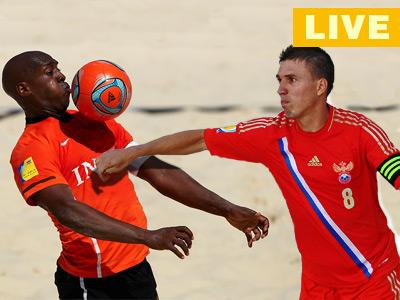 Пляжный футбол. Евролига-2013. Россия – Нидерланды