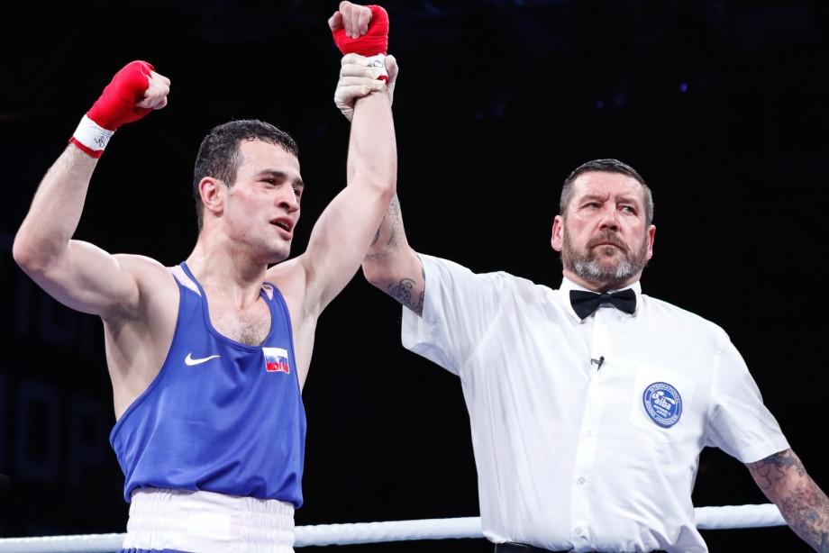 Россия доминирует в боксе. Олимпийском. По юниорам