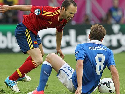 Андрей Талалаев - о предстоящем финале чемпионата Европы - 2012
