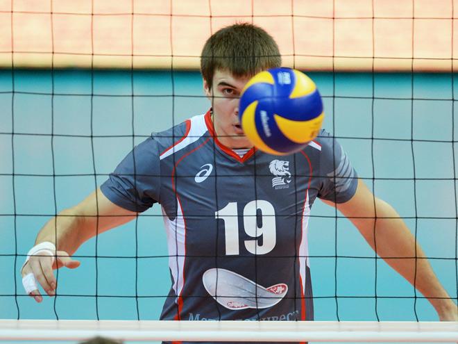 Состоялся восьмой тур мужского чемпионата России