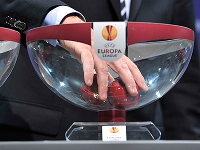 Жеребьёвка Лиги Европы онлайн