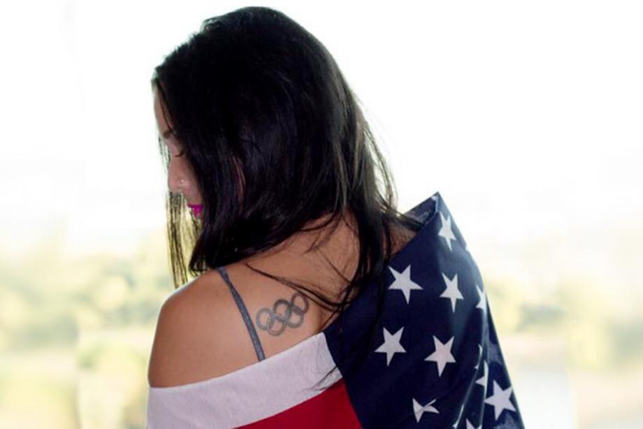 Американскую гимнастку затравили в Интернете