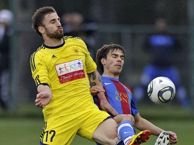 Киевские «канониры» зимой подписали игрока «Милана»