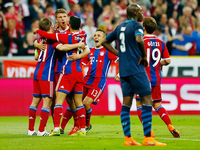 «Бавария» – «Порту». Обзор матча – 6:1