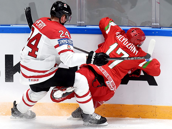 ЧМ-2016. Канада – Беларусь – 8:0. Обзор матча, фото, видео
