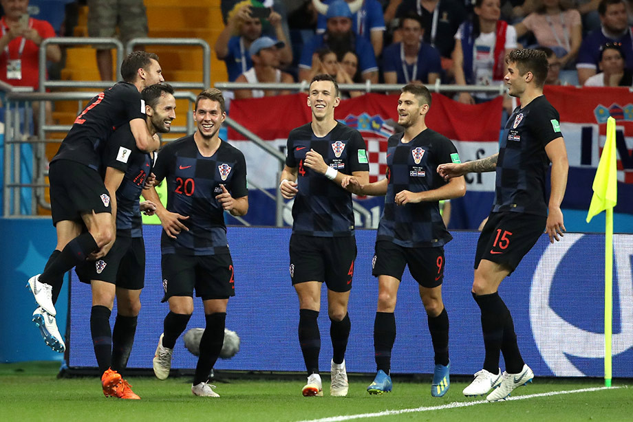 Букмекеры назвали фаворита матча РФ - Хорватия