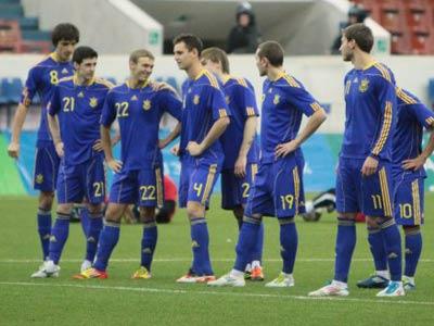 """Украинская """"молодёжка"""" проиграла сверстникам из Литвы"""