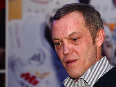 Автор дубля в составе «Легенд «Металлурга» - нападающий Дмитрий Попов