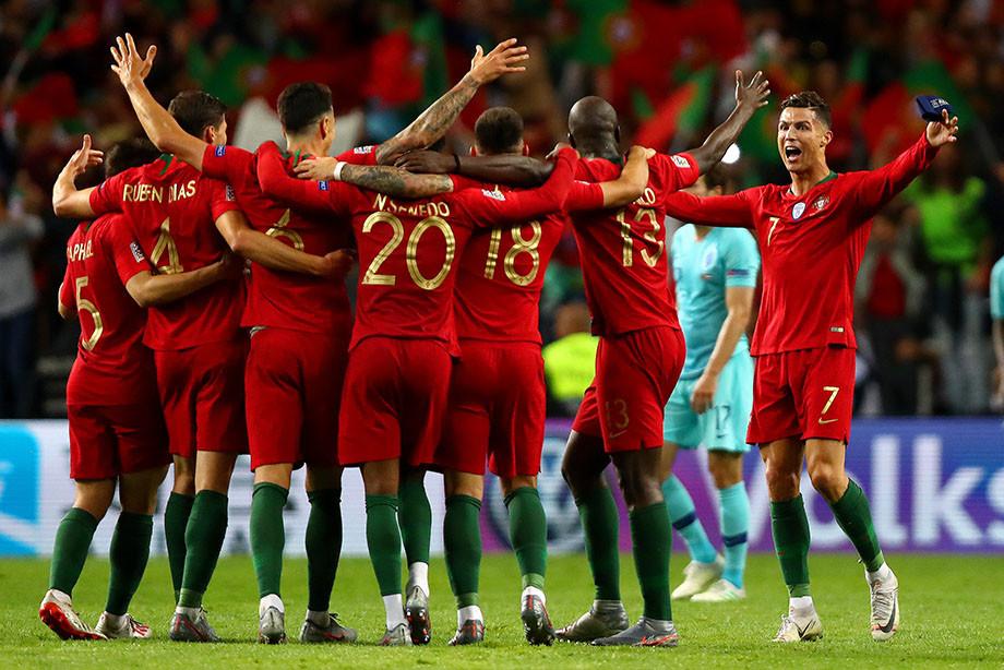 Португалия — победитель Лиги наций УЕФА
