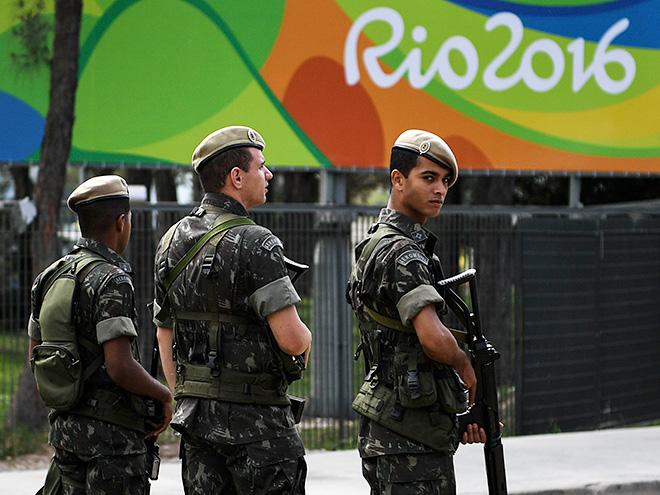 Обзор новостей о готовности Рио-де-Жанейро к Играм