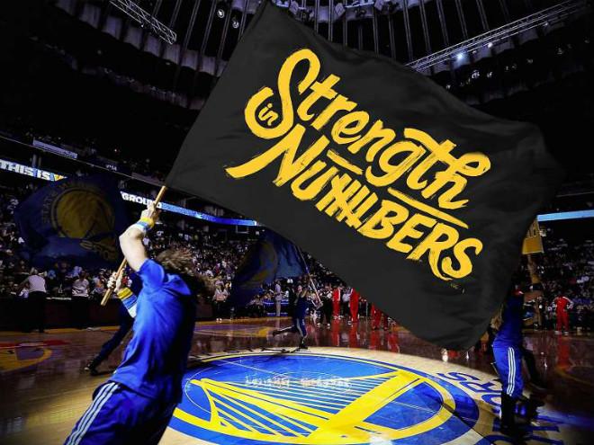 Робб Харскамп представил дизайн 30 маек клубов НБА с рекламой