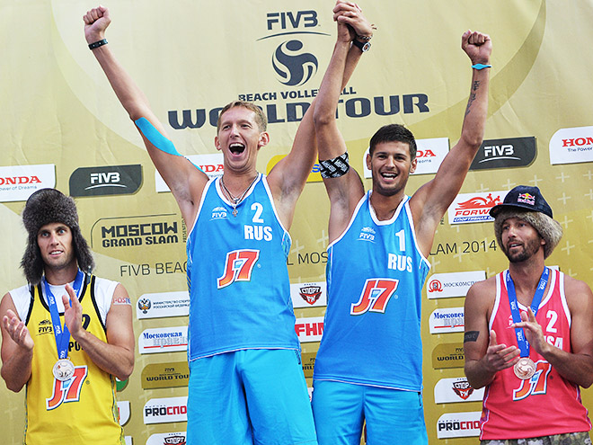 Moscow Grand Slam