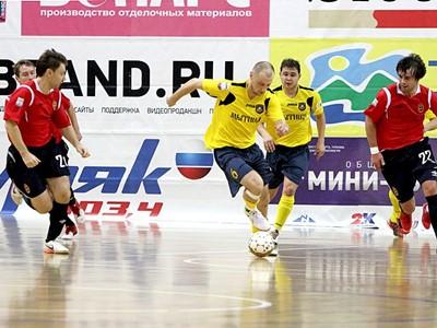 Итоги мини-футбольного сезона-2011/12 для МФК «Мытищи»