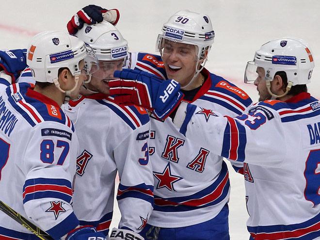 СКА – «Динамо» Москва