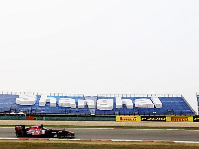Китайское качество Формулы-1
