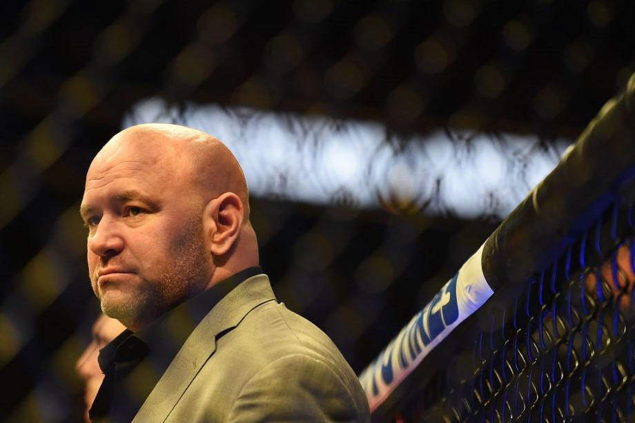 Президент UFC Дэна Уайт намерен заняться организацией боксёрских поединков