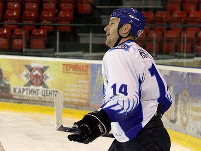 Николишин: я доволен, что играю в Киеве