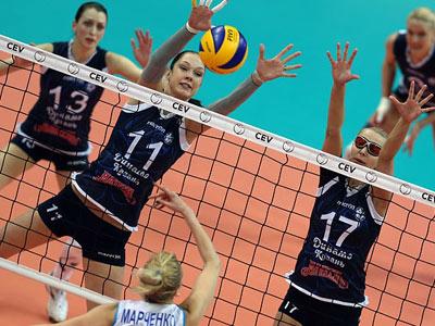 Егор Ноздрин – о первых играх женского плей-офф