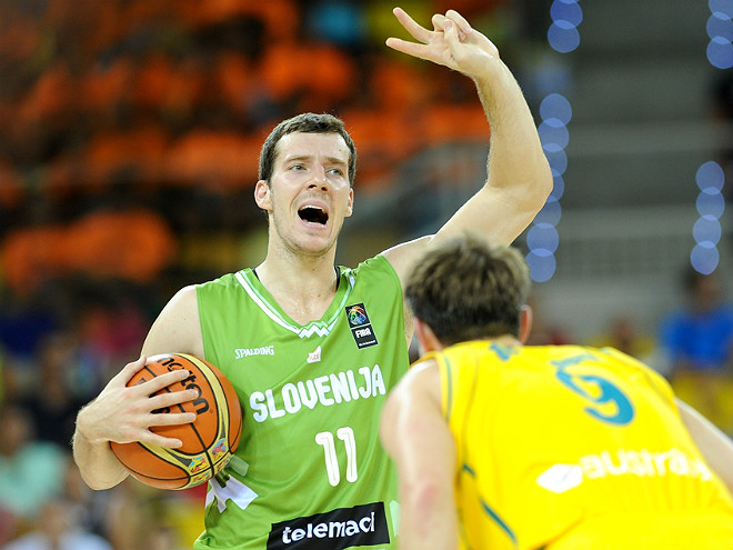 Словения стартовала на ЧМ победой над Австралией