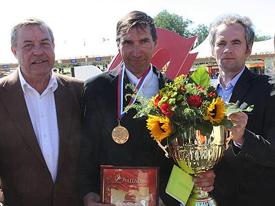 Кубок Губернатора отправляется в Эстонию