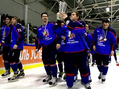 Сборная Востока выиграла Кубок поколения