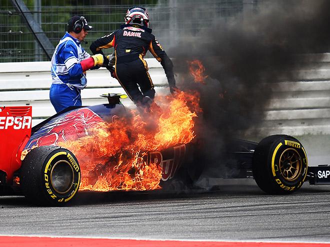 Будущие штрафы гонщиков в сезоне-2014 Формулы-1