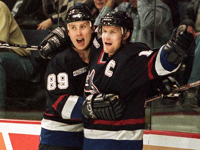 За кулисами НХЛ. Часть 4