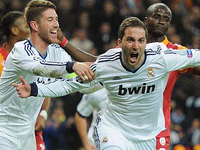 «Реал» разгромил дома «Галатасарай»