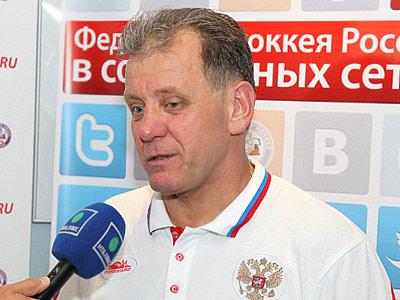 Михаил Варнаков - о третьем матче мборных России (U20) и Канады (U20)