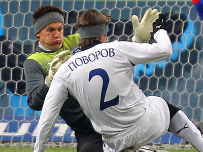 Ребров: для нас матч с ЦСКА отличный опыт