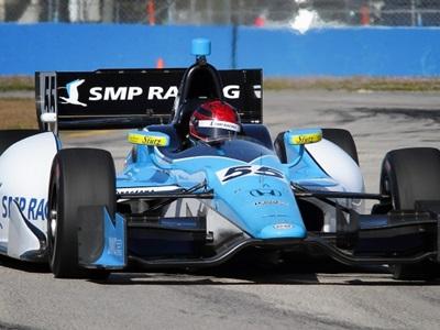 Алёшин — о переходе в IndyCar и Монтойе