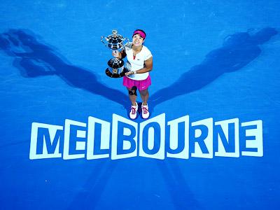 Ли На выиграла Australian Open