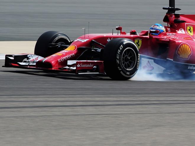 Новый сезон Формулы-1