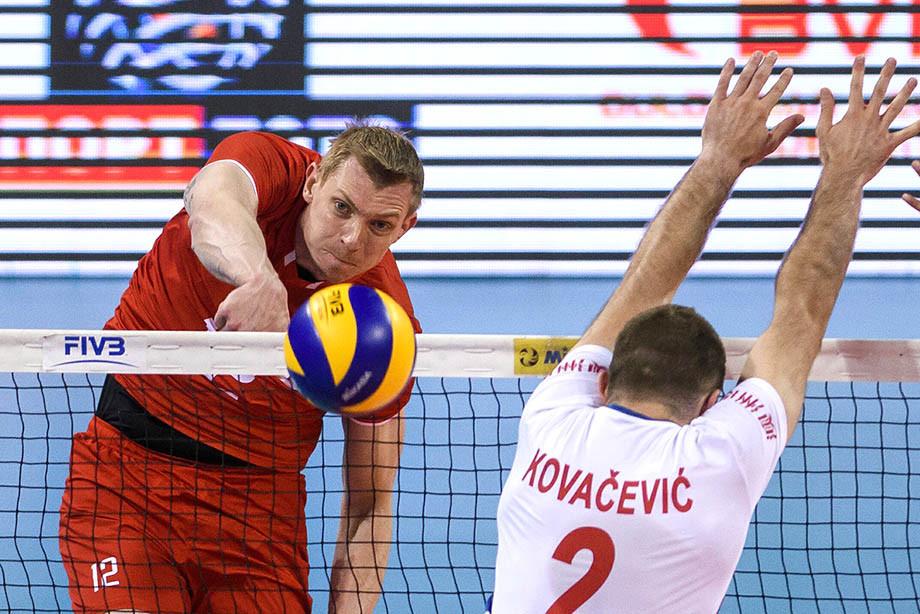Россия — Сербия — 2:3