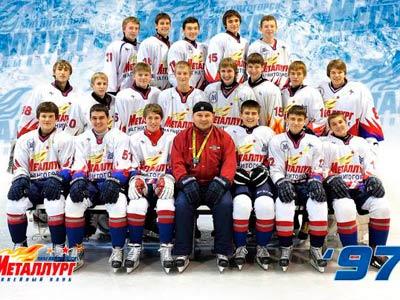 Дмитрий Стулов - о детском хоккее