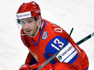 Павел Дацюк и Дмитрий Калинин рассказали о матче с Данией