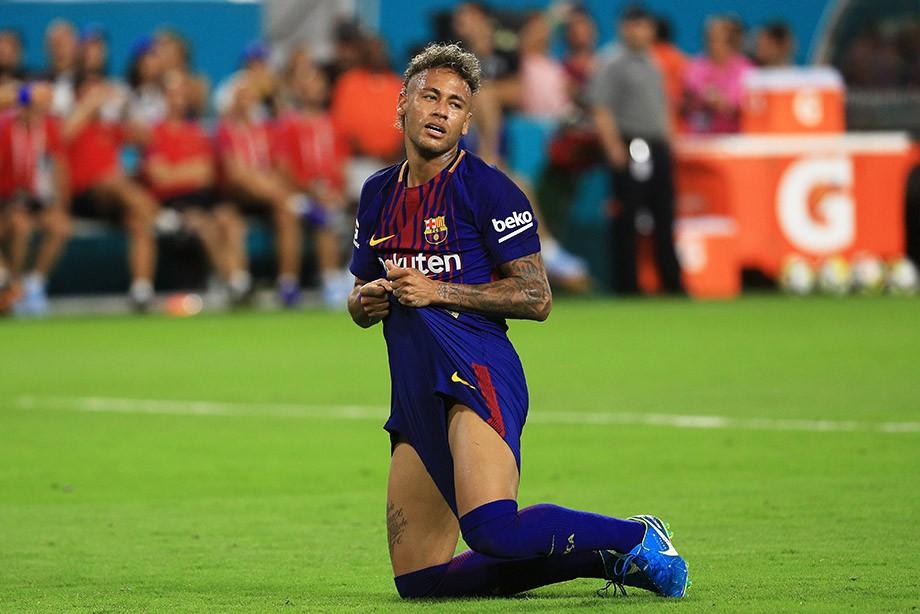 Неймар или «Барселона»: кто кого?