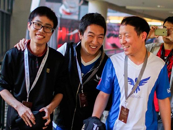 Wings Gaming по Dota 2 сохранила состав на следующий сезон